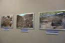 2014年5月26日 礼文町郷土資料館 2013年浜中2遺跡発掘調査を紹介するパネル展