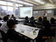 2014年10月16日 札幌東高校 内閣府科学技術政策「国民との科学・技術対話」